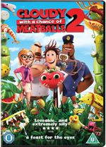 Cloudy with a chance of meatballs 2 revenge of the leftovers