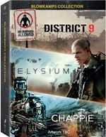 Click to view product details and reviews for Chappie district 9 elysium.