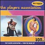 Players Association  Turn The Music Up (Music CD)