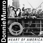 Donnie Munro - Heart Of America - Across The Great Divide (Music CD)