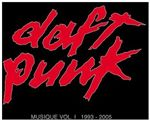 Image of Daft Punk - Musique Vol.1 1993 - 2005: Best of (Music CD)