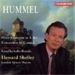 Hummel Works for Piano & Orchestra