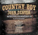 Image of Special Consensus (The) - Country Boy (A Bluegrass Tribute to John Denver) (Music CD)