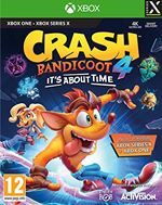 Image of Crash Bandicoot 4 It's About Time Xbox One Game