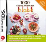 Image of 1000 Cooking Recipes from Ella A Table (Nintendo DS)