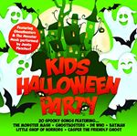 Various Artists  Kids Halloween Party (Music CD)