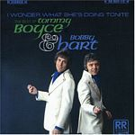 Boyce & Hart - I Wonder What Shes Doing Tonite (Music CD)