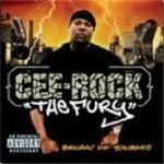 Cee Rock - Fury, The cover