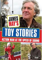 James Mays Toy Stories  Action Man At The Speed Of Sound