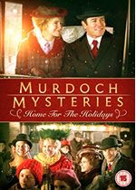 Click to view product details and reviews for Murdoch mysteries home for the holidays dvd.