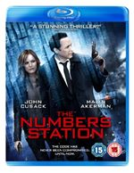 The Numbers Station (Stacja Szyfrująca) [Blu-Ray]