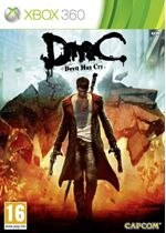 DmC : Devil May Cry (xbox 360)