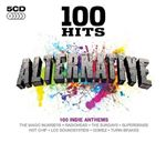 Image of Various Artists - 100 Hits (Alternative) (Music CD)
