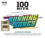Image of Various Artists - 100 Hits (Running Songs) (Music CD)