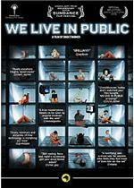 Click to view product details and reviews for We live in public.