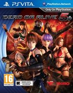 Dead or Alive 5 + (PS Vita)