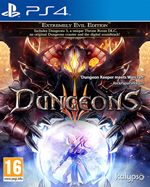 Image of Dungeons 3 Extremely Evil Edition (PS4)
