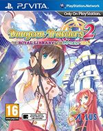 Dungeon Travelers 2 The Royal Library and the Monster Seal (PlayStation Vita)
