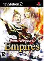 Image of Dynasty Warriors 5 Empires [PS2]