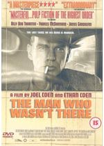 The Man Who Wasnt There DVD EDV9138
