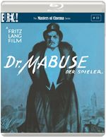 Dr. Mabuse Der Spieler Dr. Mabuse The Gambler (Masters of Cinema) (Bluray)