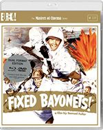 Fixed Bayonets! (1951) [Masters of Cinema] Dual Format