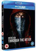Metallica Through The Never 3D