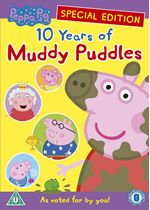 Click to view product details and reviews for Peppa pig 10 years of muddy puddle.