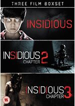 Click to view product details and reviews for Insidious triple insidious insidious 2 insidious 3.