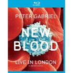 Peter Gabriel New Blood Live In London In 3 Dimensions [Blu-ray 3D + Blu-ray + DVD]