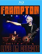 Peter Frampton - Live In Detroit (BluRay Disc)