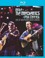 Mike And The Mechanics - Live At Shepherds Bush (Blu-Ray)