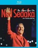 Neil Sedaka - The Show Goes On - Live At The Royal Albert Hall (Blu-Ray)