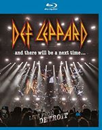 Def Leppard and there will be a next time  Live from Detroit BLU RAY Bluray (Bluray)