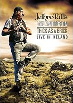 Ian Anderson - Thick as a Brick (Live in Iceland [Video]/+DVD) cover
