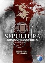 Sepultura - Metal Veins (Alive at Rock in Rio/Live Recording/+DVD) EREDV1045