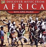 Various Artists - Discover Music From Africa With Arc Music (Music CD)