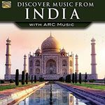 Various Artists - Discover Music from India with Arc Music (Music CD)