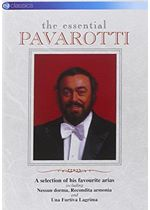 Essential Pavarotti cover