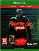 Image of Friday The 13th The Game Ultimate Slasher Edition Xbox One Game