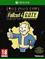 Image of Fallout 4 Game of the Year Edition (GOTY) Xbox One Game