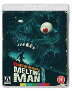 The Incredible Melting Man [Dual Format DVD & Blu-ray] FCD1009