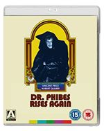 The Abominable Dr Phibes [Blu-ray] FCD1021
