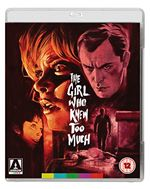 The Girl Who Knew Too Much (Includes DVD) FCD1023