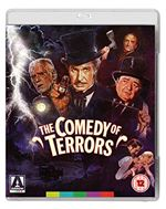 The Comedy of Terrors [Dual Format Blu-ray + DVD] FCD1041