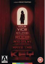 Your Vice is a Locked Room and Only I Have the Key FCD1276