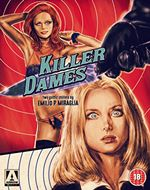 Killer Dames: Two Gothic Chillers by Emilio P. Miraglia Dual Format (Blu-Ray + DVD)