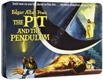 Pit and the Pendulum Steelbook [Blu-ray] FCD923