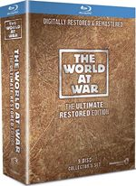 World At War  The Ultimate Restored Edition (BluRay)