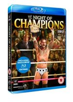 WWE - Night Of Champions 2012 (Blu-Ray)